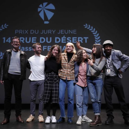 Prix du Jury Jeune 2019 Stephane Mahe