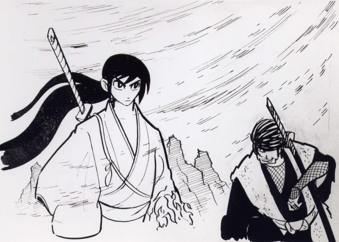 carnet de ninja