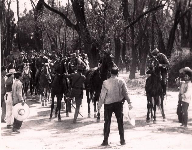 FILM COMPADRE MENDOZA