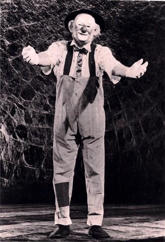 Je suis un clown 1