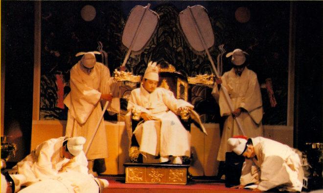 Le Journal du roi Yonsan 5