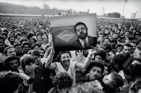 SBC VOLTA DO LULA 26/05/1980© HELIO CAMPOS MELLO