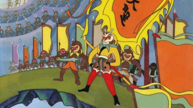 Le roi des singes
