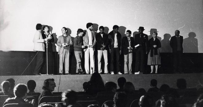 Rétrospective Cinéma afro-américain (avec notamment Melvin van Peebles et Charles Burnett)