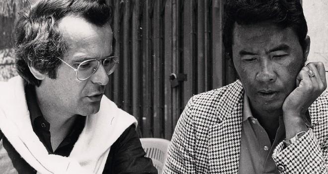 Alain Jalladeau et Cherd Songsri