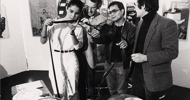 Carmi Martin, Lino Brocka and the Jalladeau brothers