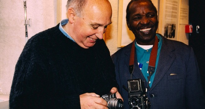 Raymond Depardon et Malik Sidibé