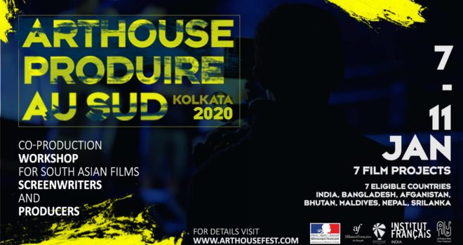 Arthouse Asia Film Festival (Kolkata - India) : PAS partner since 2019