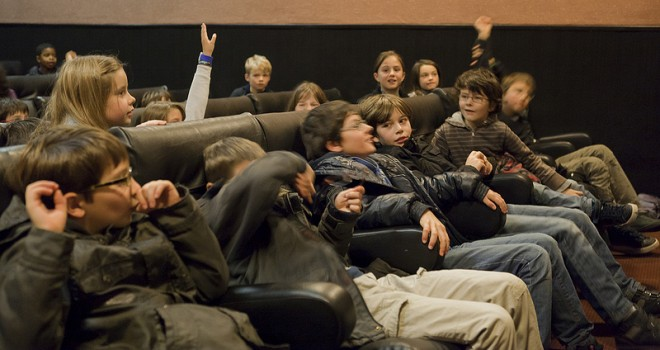 Séance jeune public au Concorde