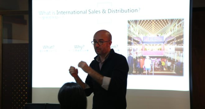 International Sales by Thomas Pibarot - March 2020