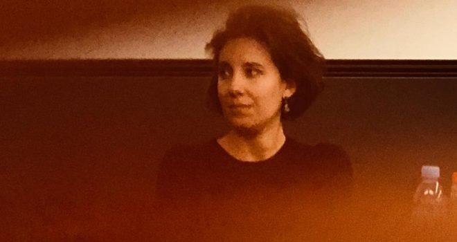 Carine Bernasconi, Scholar in Residence 2019