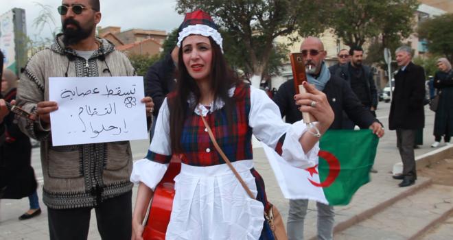 Dismissall all (Algeria)