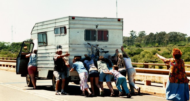 LA FAMILIA RODANTE (Argentina) - 2004