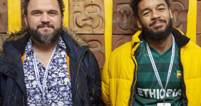 Maurílio Martins et Gabriel Martins © JGAubert