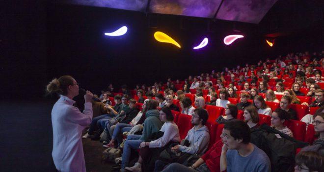 Cinéma Gaumont © JG Aubert