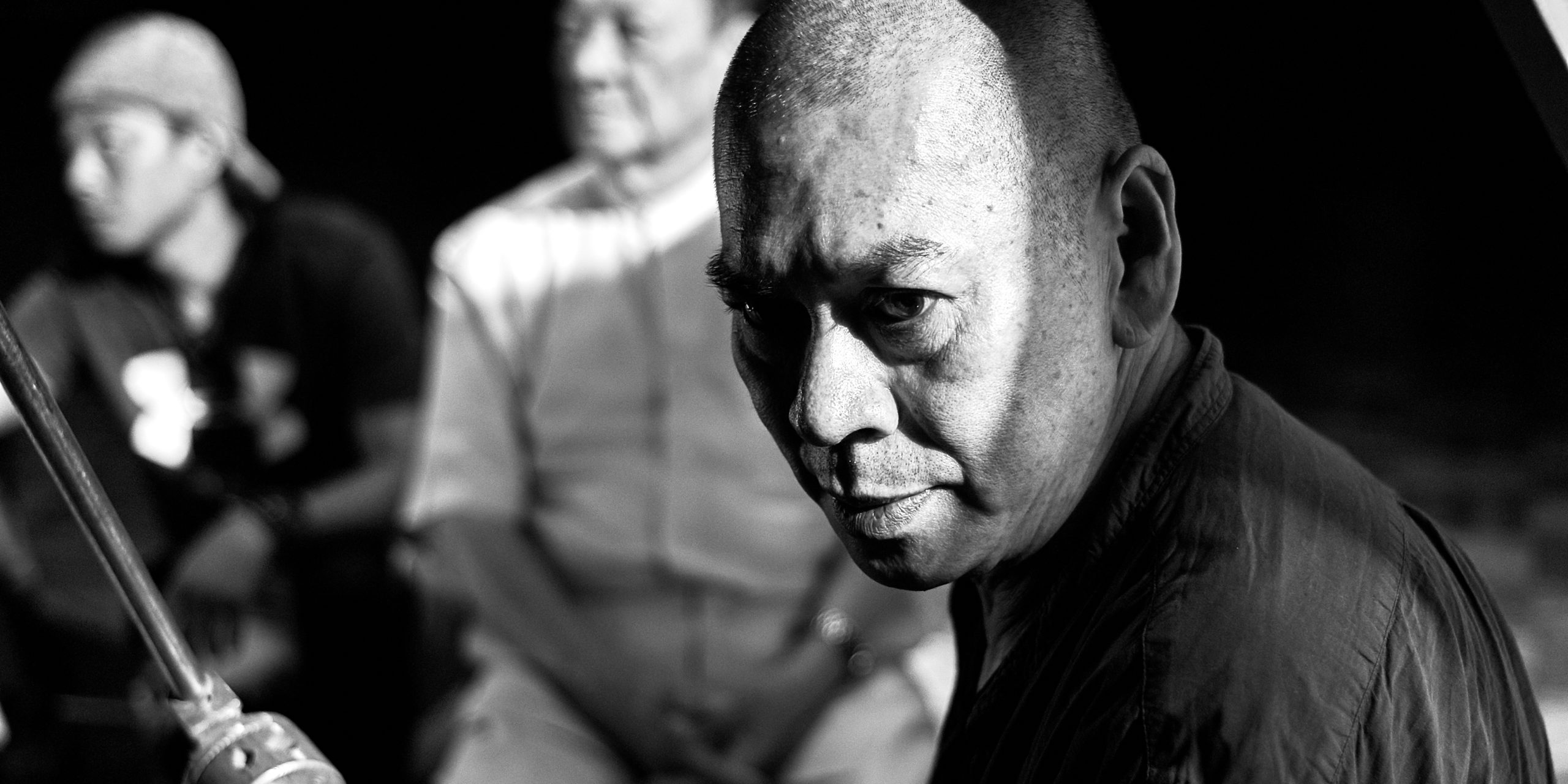 Tsai Ming Liang ©Chang Jhong-Yuan